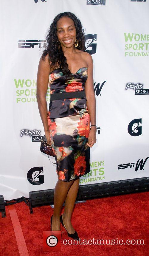 Venus Williams Annual Salute to Women in Sports...