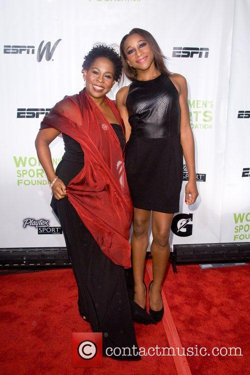 Wendy Hilliard and Alexis Page  Annual Salute...
