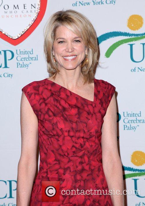 Paula Zahn attends the 10th Annual Women Who...