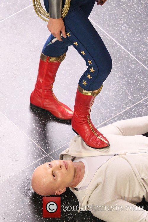 Adrianne Palicki and Wonder Woman 4