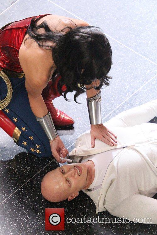 Adrianne Palicki and Wonder Woman 3