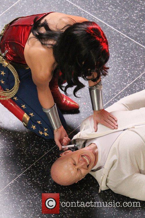 Adrianne Palicki and Wonder Woman 6