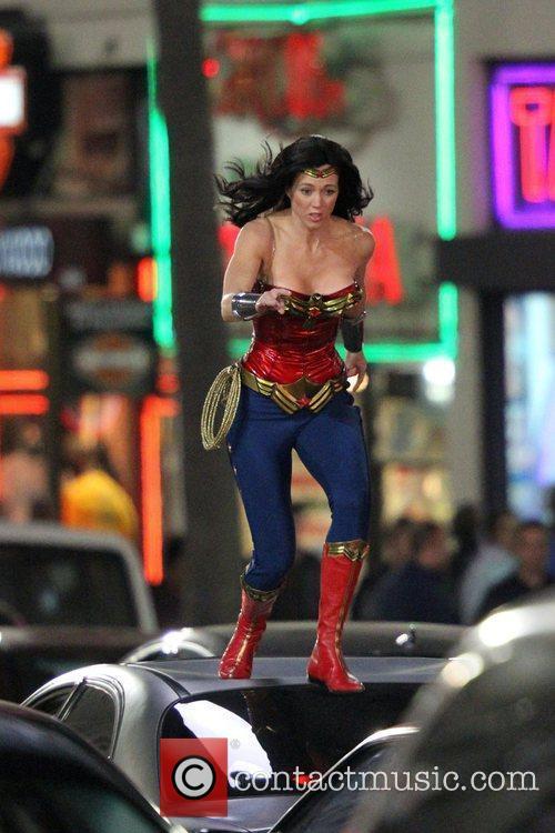 Wonder Woman 4