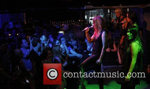 Wonderland performing at The Jazz Cafe in Camden