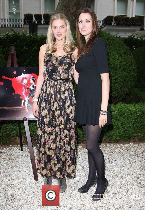 Donna Air and Agatha Relota Book launch for...