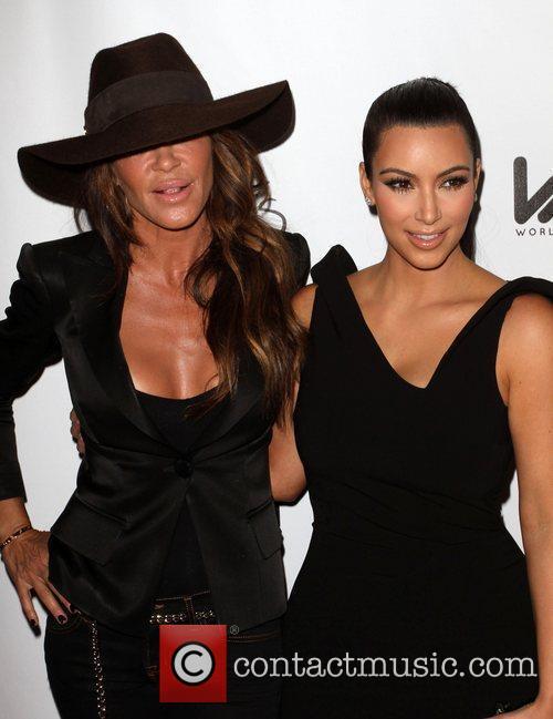 Robin Antin and Kim Kardashian 6