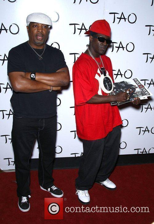 Chuck D and Flavor Flav 3