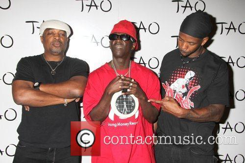 Chuck D and Flavor Flav 11