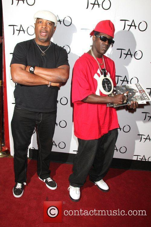 Chuck D and Flavor Flav 8
