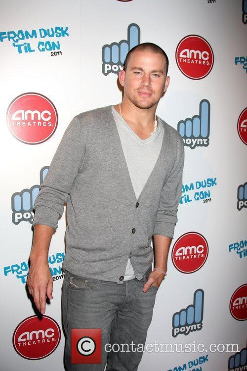 Channing Tatum The Wrath of Con Party at...