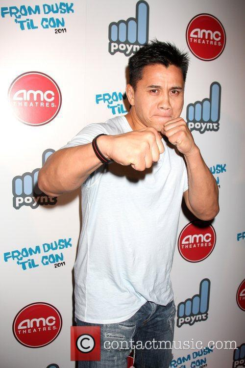 Cung Le The Wrath of Con Party at...