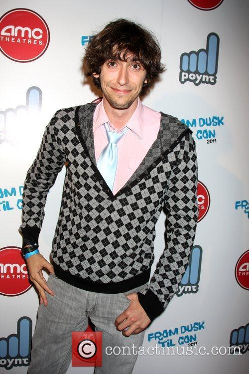 Max Landis The Wrath of Con Party at...