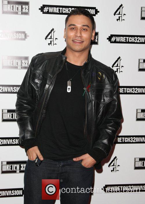 Ricky Norwood #Wretch32Invasion held at Pulse/Bankside Vaults London,...