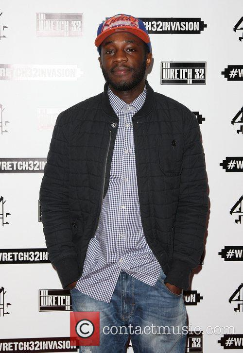 Twin B #Wretch32Invasion held at Pulse/Bankside Vaults London,...