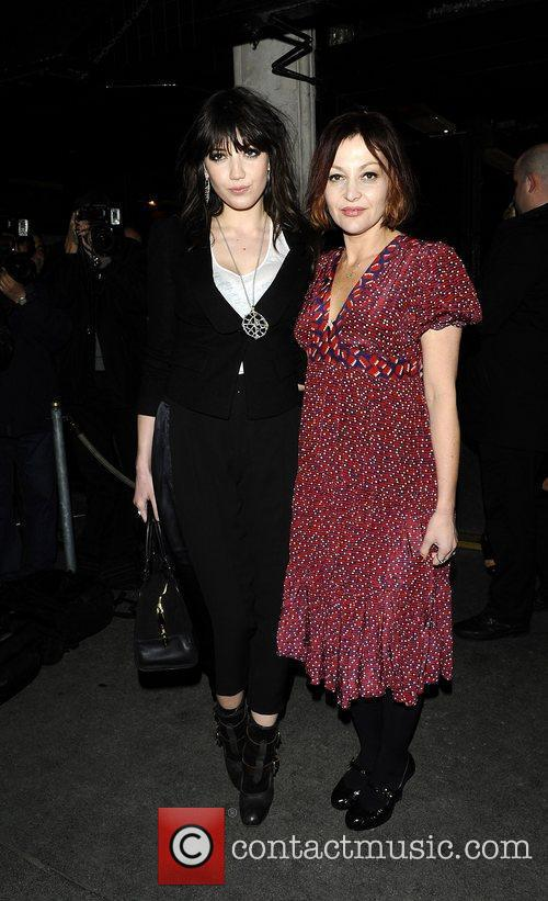 Pearl Lowe and Daisy Lowe 3