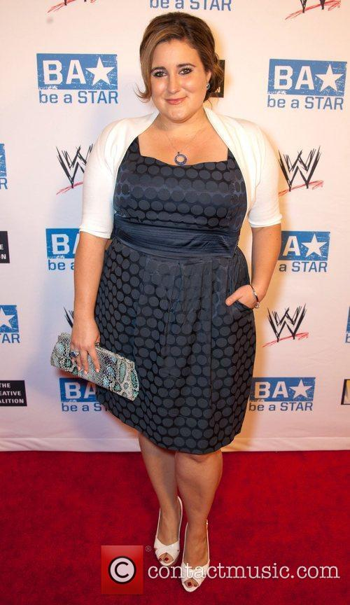 Casey Stroh WWE's SummerSlam Kickoff Party at The...