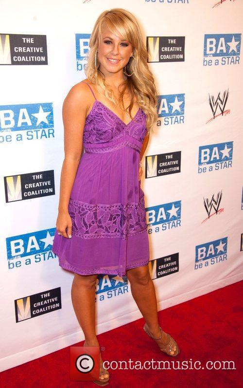 Chelsie Hightower  WWE's SummerSlam Kickoff Party at...