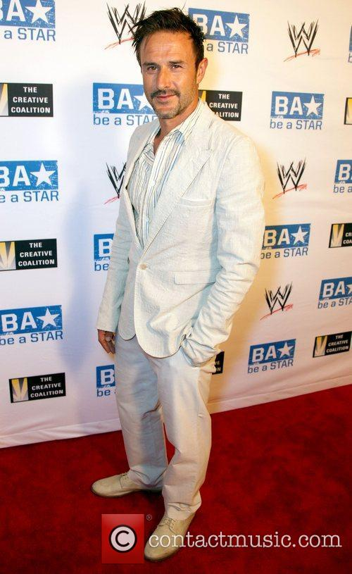 David Arquette  WWE's SummerSlam Kickoff Party at...