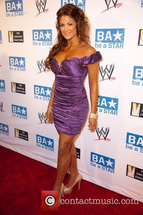 Eve Torres WWE's SummerSlam Kickoff Party at The...