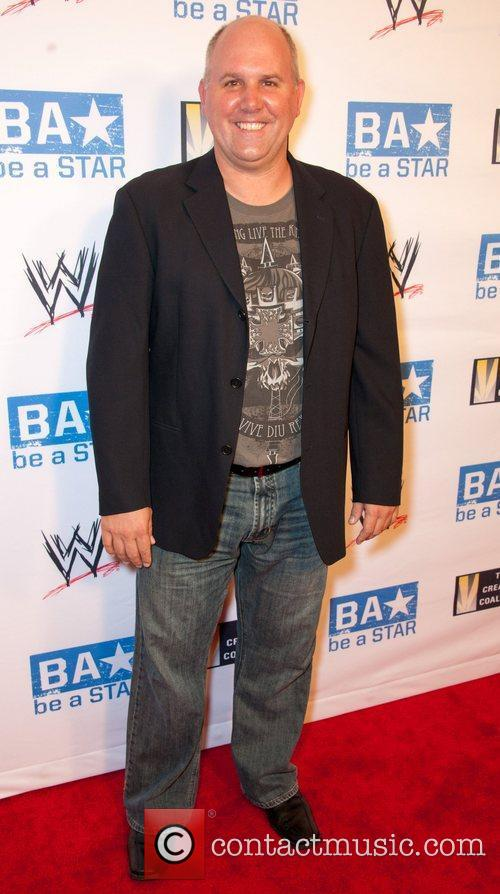 James DuMont WWE's SummerSlam Kickoff Party at The...