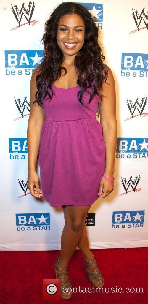 Jordin Sparks WWE's SummerSlam Kickoff Party at The...