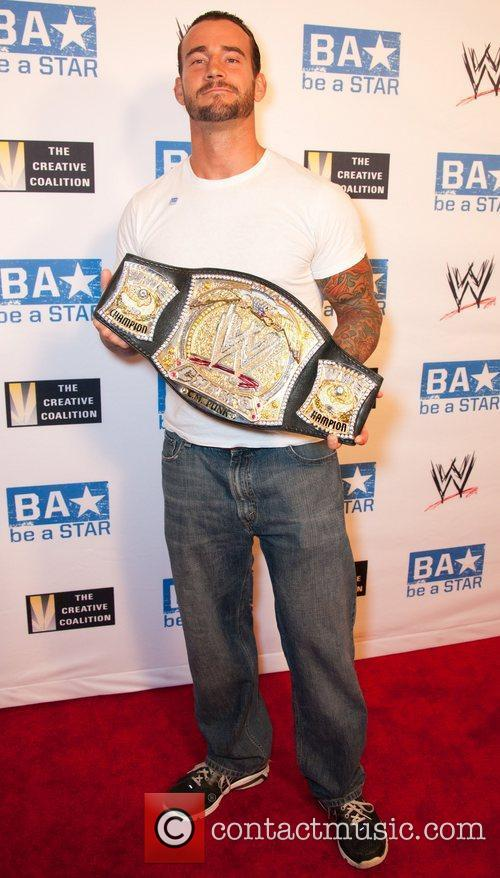 Phillip Jack Brooks WWE's SummerSlam Kickoff Party at...