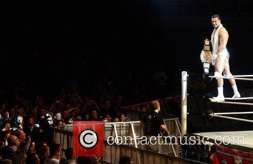 Alberto Del Rio WWE RAW Superstars returned to...