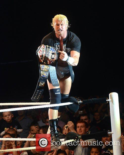 Dolph Ziggler WWE RAW Superstars returned to The...