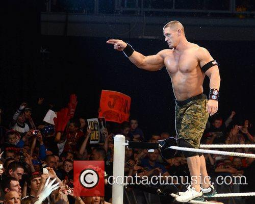 John Cena WWE RAW Superstars returned to The...
