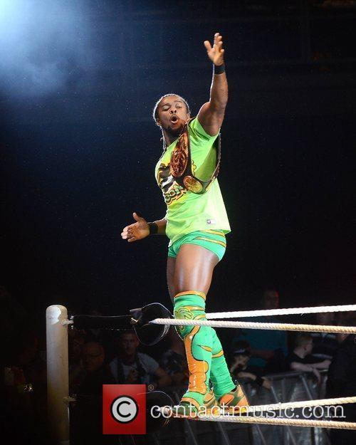 Kofi Kingston WWE RAW Superstars returned to The...