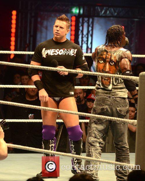 The Miz, R Truth WWE RAW Superstars returned...