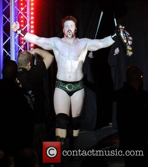 Sheamus and John Cena 6