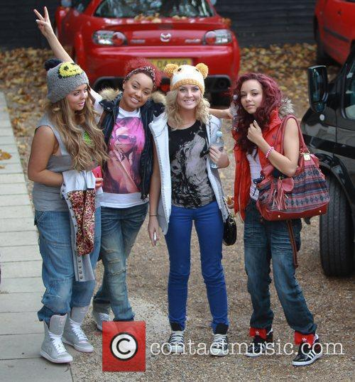 Jesy Nelson, Leigh-Anne Pinnock, Perrie Edwards and Jade...
