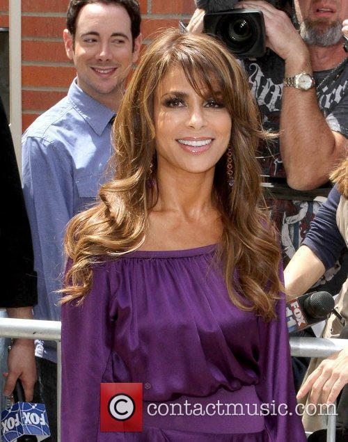 Paula Abdul at the 'The X Factor' Auditions...