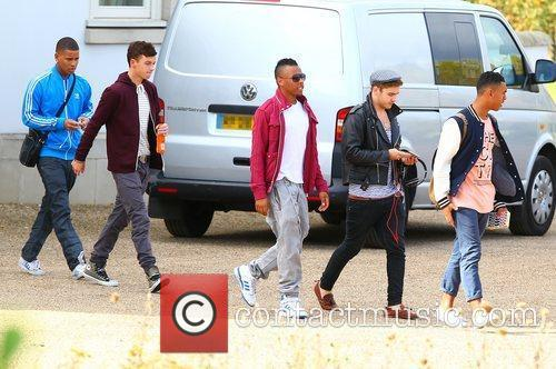 Leave the 'X Factor' house