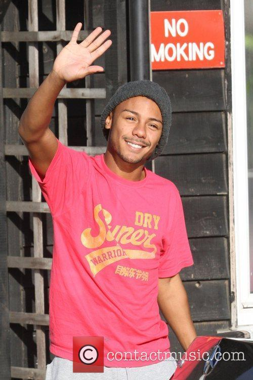 x factor finalist marcus collins leaving a 3577609