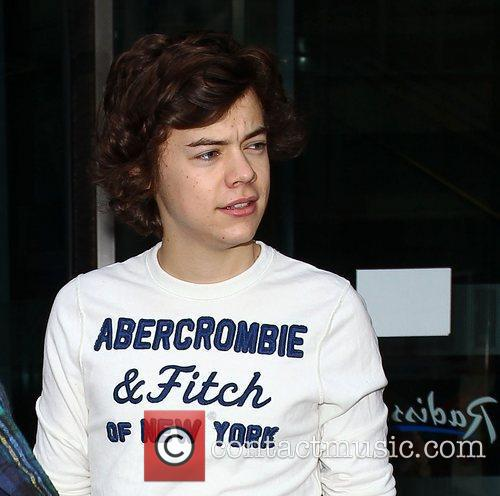 Harry Styles of One Direction The X Factor...