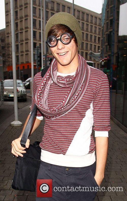 Louis Tomlinson of One Direction The X Factor...