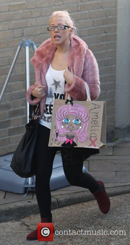 Amelia Lily and The X Factor 4