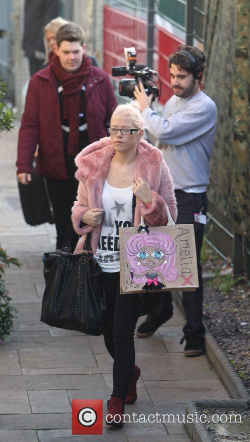 Amelia Lily and The X Factor 10