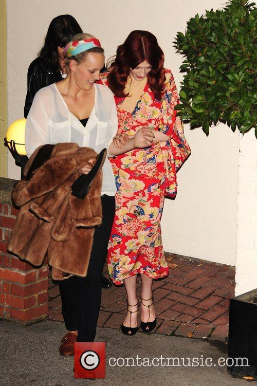 florence welch x factor at fountain studio 3595697