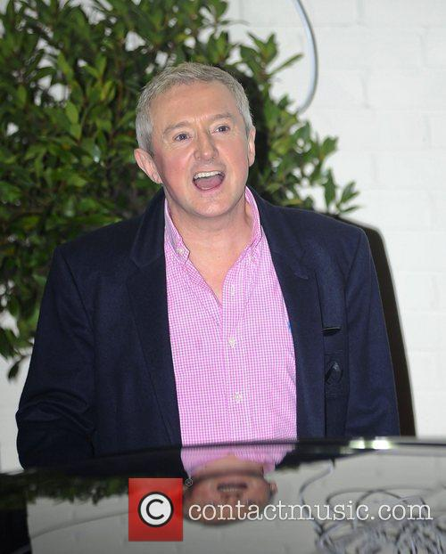 Louis Walsh and The X Factor 2