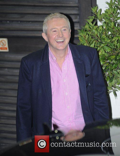 Louis Walsh and The X Factor 3