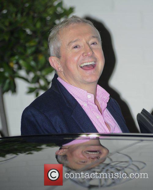 Louis Walsh and The X Factor 4