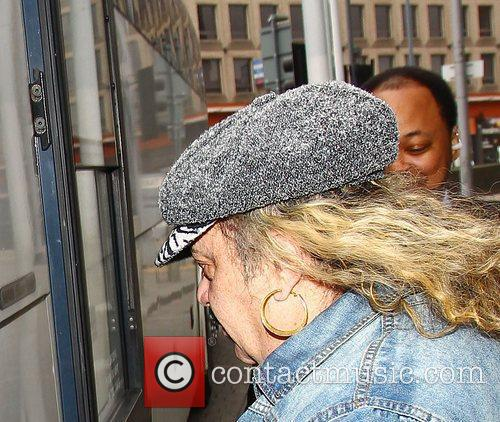 Wagner Carrilho The X Factor finalists leaving their...