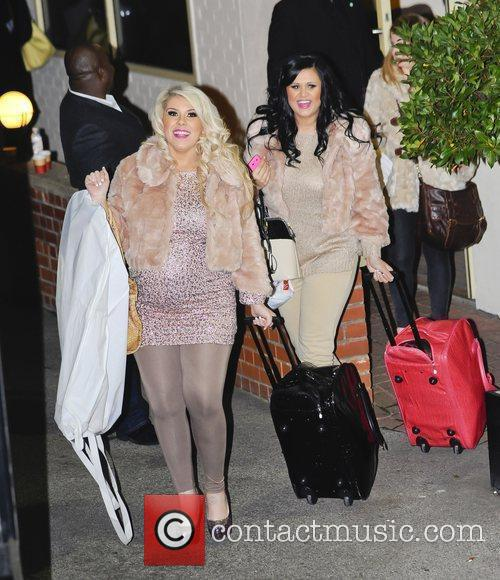 2 Shoes 'The X Factor' judges, finalists and...
