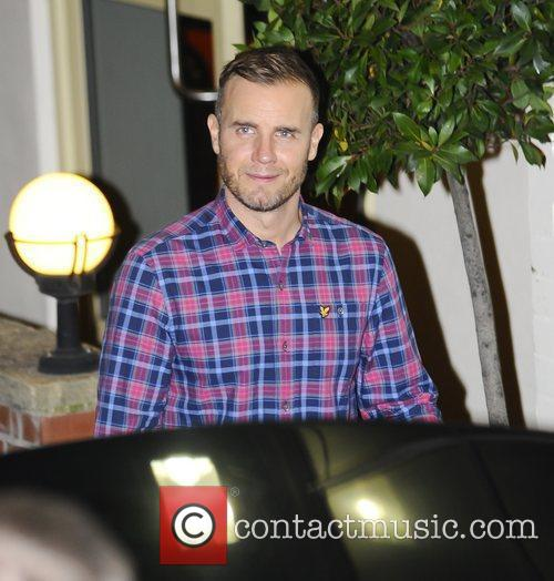 Gary Barlow and The X Factor 7
