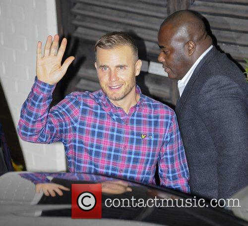 Gary Barlow and The X Factor 8
