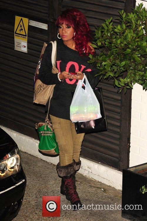 Leigh-Anne Pinnock of Little Mix leaving X Factor...