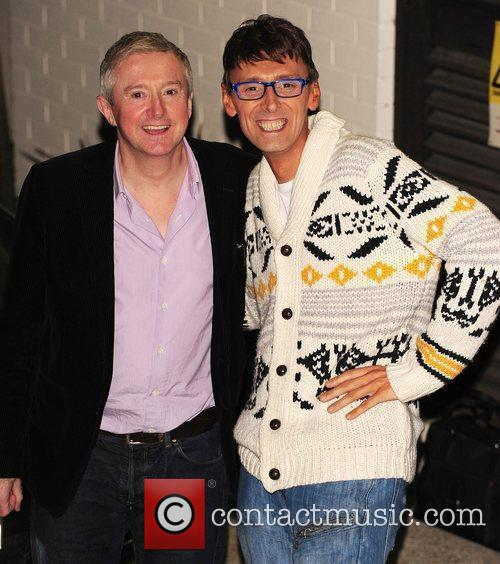 Louis Walsh and Johnny Robinson leaving X Factor...
